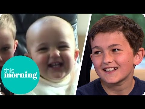 The 'Charlie Bit My Finger' Kids Are All Grown Up! | This Morning