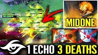 SECRET VS INFAMOUS - Highlights TI9 EPIC Echo Slam MidOne Carry Earthshaker