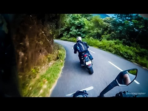 Ponmudi Hill Run Part I - The Uphill Chase HD