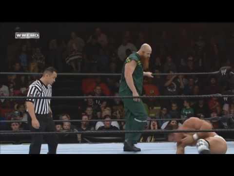 Erick Rowan WWE Debut