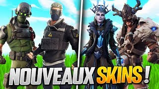 FORTNITE 7.20 PRICE and PRESENTATION OF FORTNITE's SKINS PROCHAINS 7.20! (Fortnite Battle Royale)