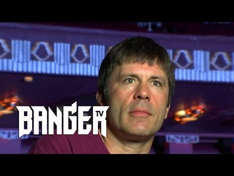 IRON MAIDEN'S Bruce Dickinson interviewed in 2004 on stage at Hammersmith   Raw & Uncut