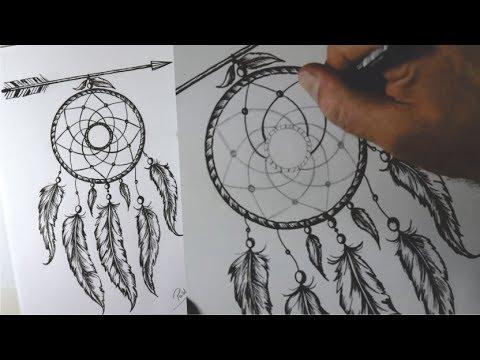 Como Desenhar Filtro Dos Sonhos Tumblr Passo A Passo Youtube