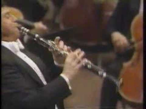 Stanley Drucker/NYPO/Mehta/Weber Concertino For Clarinet