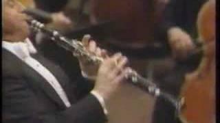 Stanley Drucker/NYPO/Mehta/Weber Concertino for Clarinet