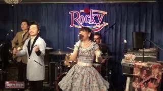 2016.3.25五反田Rockyにて コニー・フランシス「ヴァケイション(Vacatio...