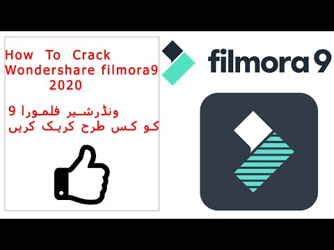 HOW TO CRACK FILMORA WONDERSHARE 9.1 FULL VIDEO WITH DOWNLOAD LINK