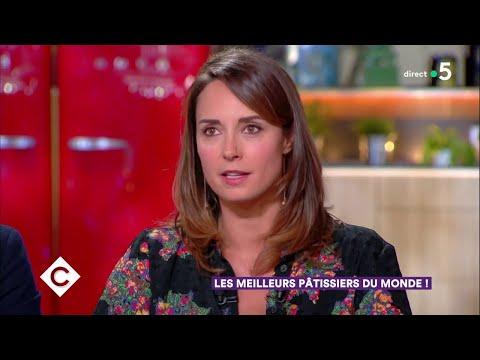 Les meilleurs pâtissiers du monde avec Julia Vignali - C à Vous - 21/05/2018