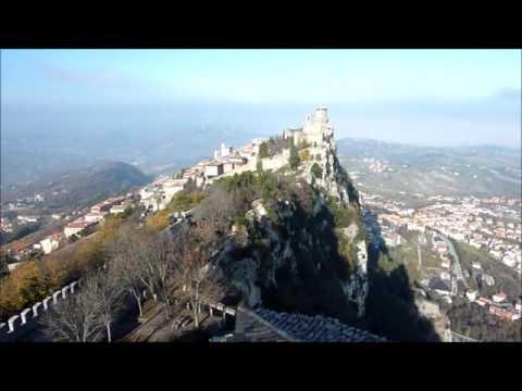 San Marino - Monte Titano (739m)