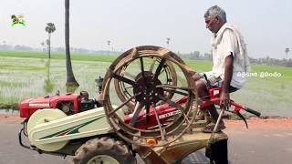 Tractor Videos | Great idea to drive tractor | Amazing tractor driving skills | Palleturi Prapancham