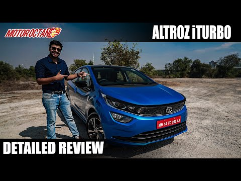 Tata Altroz iTurbo Review