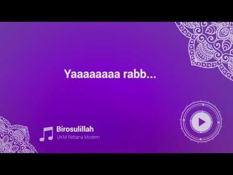 04  Birosulillah Walbadawi