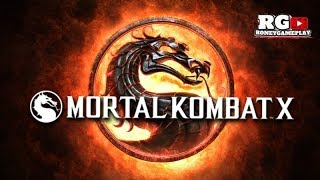 ☯MORTAL KOMBAT XL #1/MODO HISTÓRIA BORA APANHAR UM POUCO.(Gameplay Ps4-Pt br).