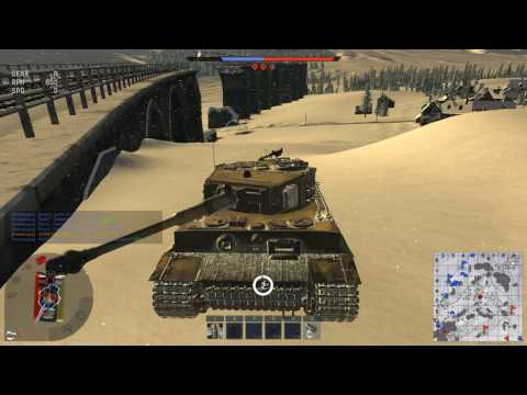 вар тандер прохождение на танках