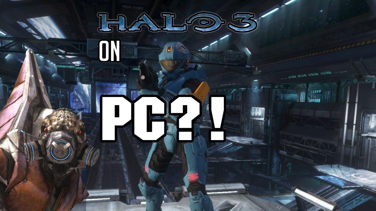 Halo Online/ Halo 3 PC Gameplay