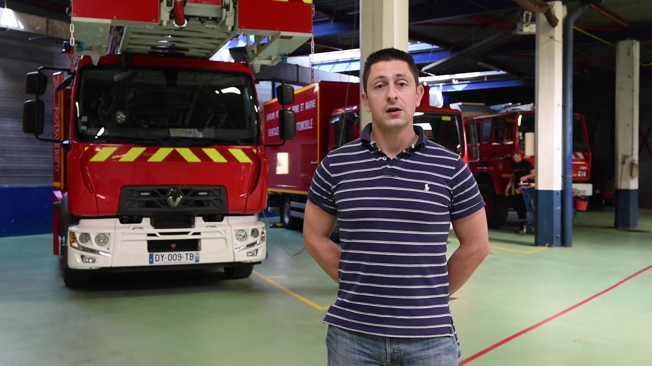 R my sbaizero capitaine de sapeurs pompiers au sdis 77 for Garage total ozoir la ferriere