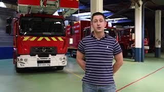 Rémy SBAIZERO, Capitaine de sapeurs pompiers au Sdis 77
