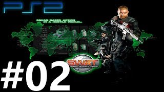 SWAT: Global Strike Team│Mission 2: Dead on arrival