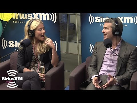 "Andy Cohen ""The Craziest Pitch from Cybill Shepherd"" // SiriusXM"
