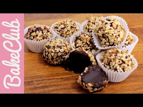 Nutella Pralinen   BakeClub