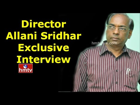 Director Allani Sridhar Exclusive Interview | Life Journey | Coffees And Movies | HMTV