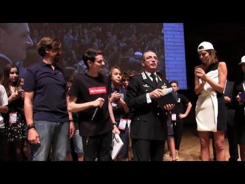 Carabinieri e giovani: un evento a Milano con Cracco e Rovazzi