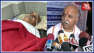 VHP Leader Pravin Togadia To Hold Press Conference Today