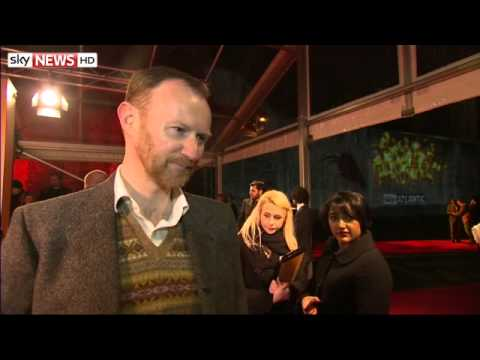 Mark Gatiss At Game Of Thrones Season 5 Premiere