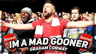 I'm A Mad Gooner!!!   For The Fans (New Feature)