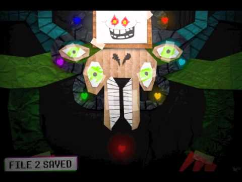 undertale music � quotfinalequot flowey battle second stage