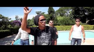 Dennis - Vamos Beber - Feat. Joao Lucas &amp Marcelo e Ronaldinho Gaucho [Clipe Oficial]
