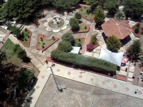 Janitzio - Top of Statue of José Maria Morelos