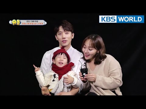 The Return of Superman | 슈퍼맨이 돌아왔다 - Ep.210 : For You, Who Always Shine [ENG/IND/2018.01.28]