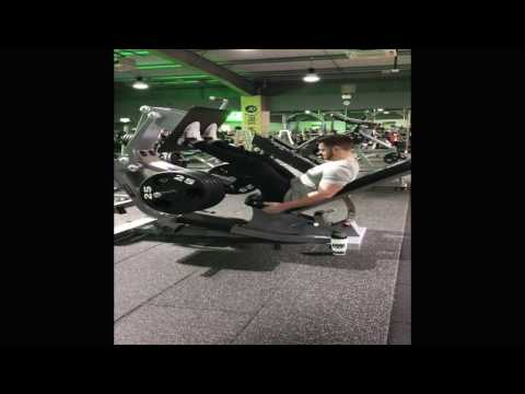 Golf specific Leg Workout To Increase Distance