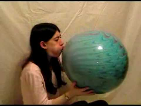 balloon blow and ride to pop youtube. Black Bedroom Furniture Sets. Home Design Ideas