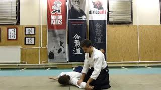 aihanmi katatedori ikkyo omote [TUTORIAL] Aikido empty hand technique: