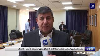 لجنة فلسطين النيابية تبحث انتهاكات الاحتلال بحق المسجد الأقصى المبارك  -(12-6-2019)