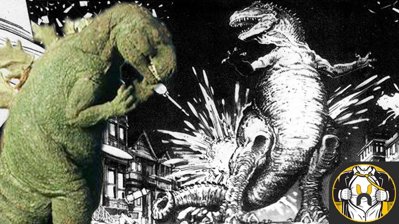 The Untold Story of Godzilla 1983 | Godzilla: King of the Monsters 3D