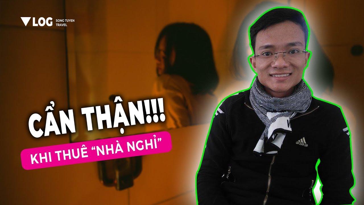 Vlog #2 / Kinh Nghiệm KHI THUÊ NHÀ NGHỈ???