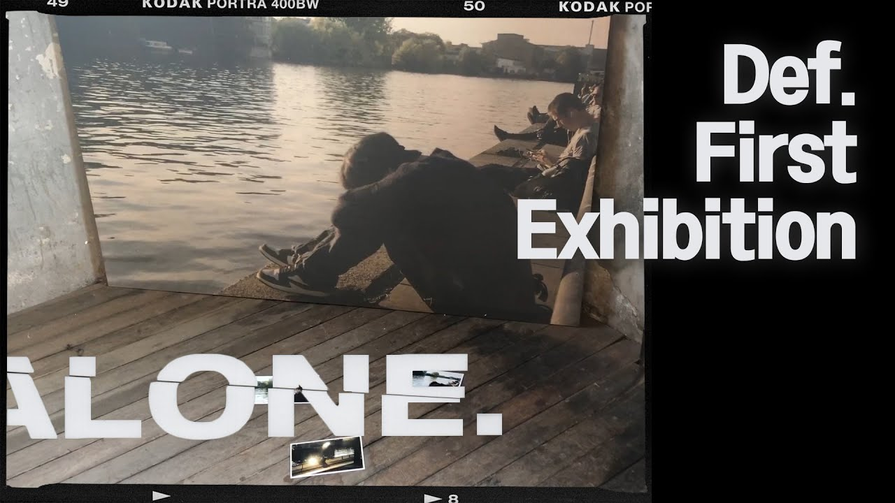 ALONE.ㅣDef. First Exhibiton