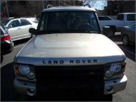 2003 Land Rover Discovery - Arlington VA
