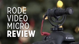 RODE VideoMicro Review (Unboxing, Features & Accessories)