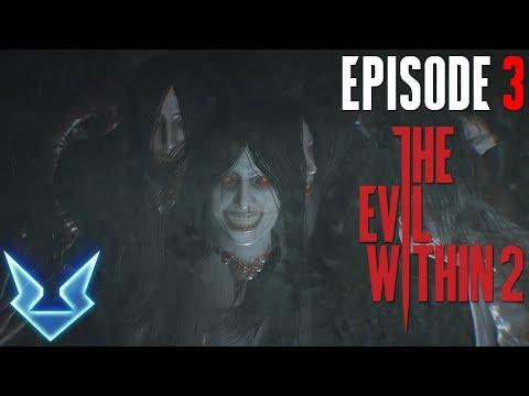 Evil Within 2   Episode 3   Someone Stop Kool-Aid Man!