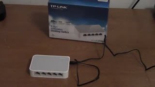 TP-Link TL SF1005D Review