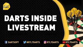 Darts Inside XLVI - De WK loting van 2019 live