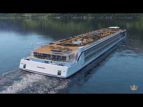 AmaMagna, Debuting on the Danube in May 2019