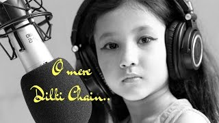 Download Hindi Video Songs - O mere Dilki Chain|Cover Verrsion|Bauchhori( Father Daughter-Creation)