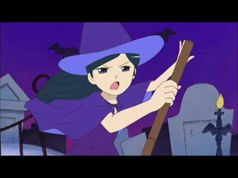 Anime: Kuro Majo-san ga Tooru!! Tema: Doki Doki Shichau no Oh yeah!