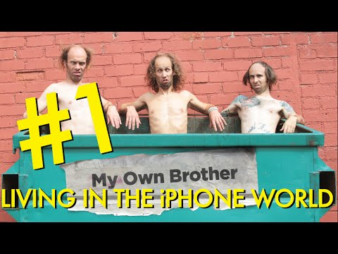 My Own Brother #1 Living in the iPhone World