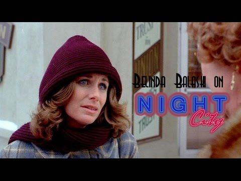 Belinda Balaski on Night City